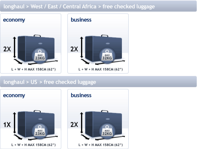 BRUSSELS AIRLINES BAGGAGE FEES 2012 - Airline-Baggage-Fees.com